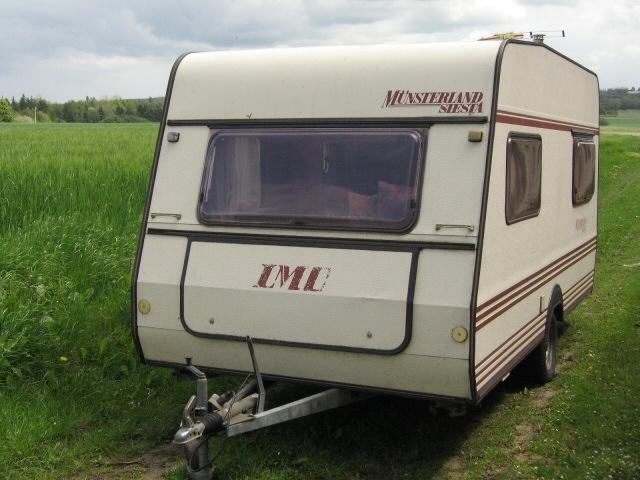 campingvogn til leje